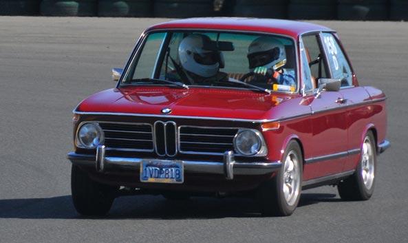BMW-HPDE