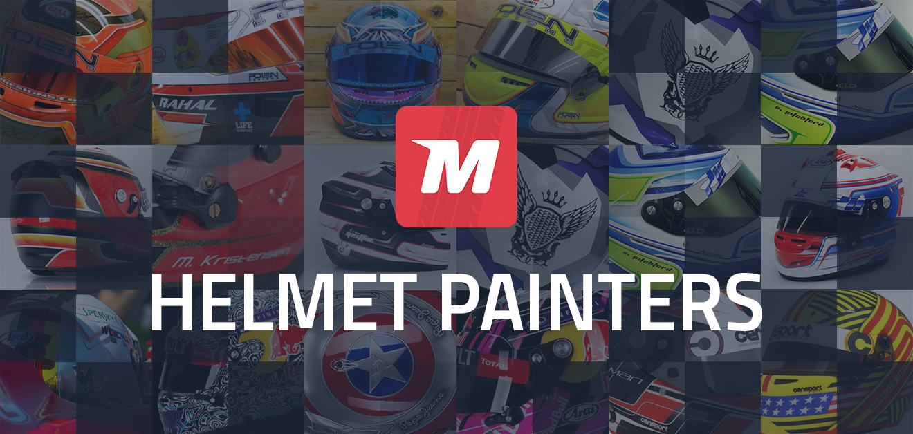 Top Helmet Painters